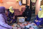 """Program Sumbangan Kasih """"Food Bank"""" kepada Ibu-ibu Tunggal di Daerah Pendang"""
